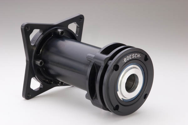Honda Spindle 2013-Current Black Anodized
