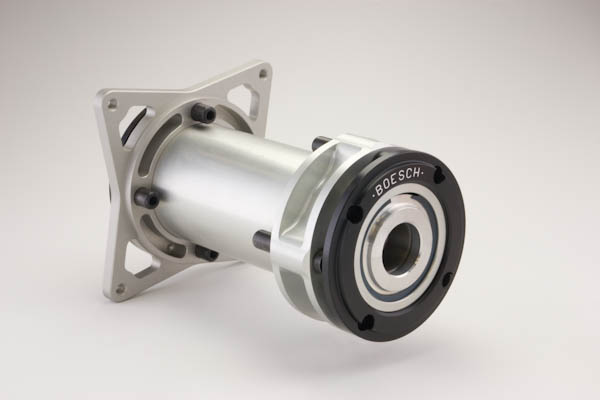 Honda Spindle 2013-Current Clear Anodized