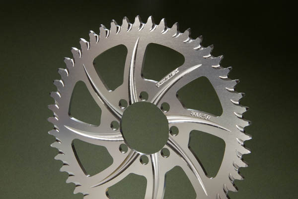 Clear Quick Change Sprockets